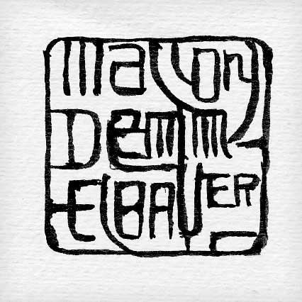 Recherches calligraphiques