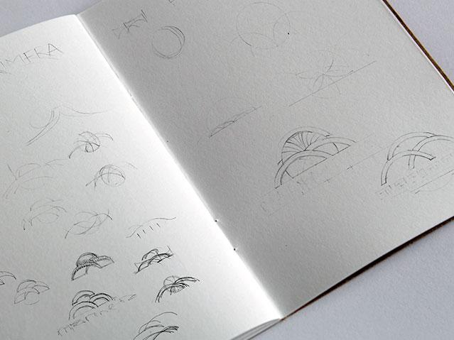 Recherches graphiques logo Marimfra