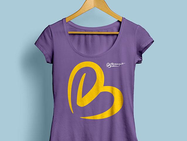 T-shirt Drômement bien