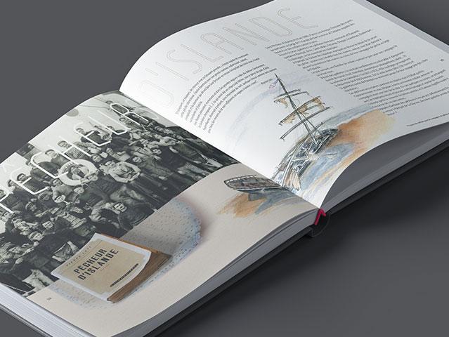 Graphisme et mise en page photographies voyage en Islande