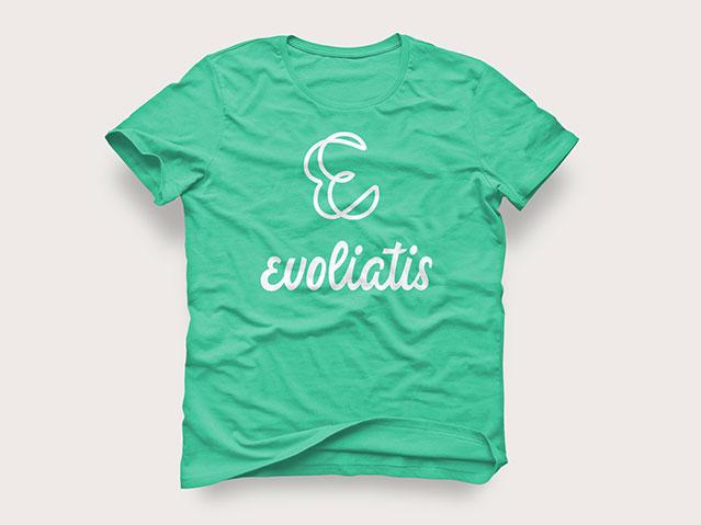 Graphisme logo Evoliatis