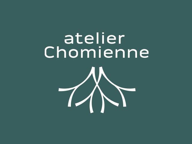 Identité visuelle Atelier Chomienne