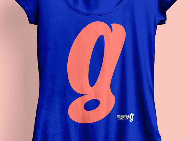 T-shirt Generation Inspire